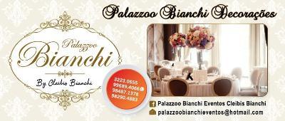 Palazzo Bianchi Decorações